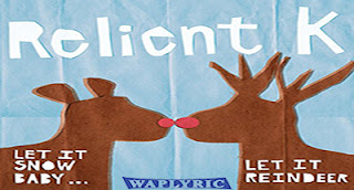 12 Days Of Christmas Song Lyrics Relient K