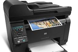 Driver HP LaserJet Pro MFP M176n Free Download For Windows / Mac Os