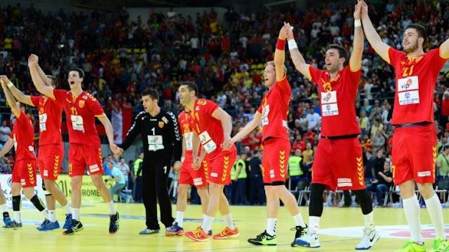 Handball: Macedonia demolishes Czech Republic 33-20 and qualifies for Euro Championship