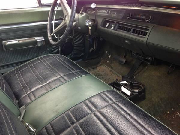 1970 Dodge Coronet Super Bee 440 Auto Restorationice