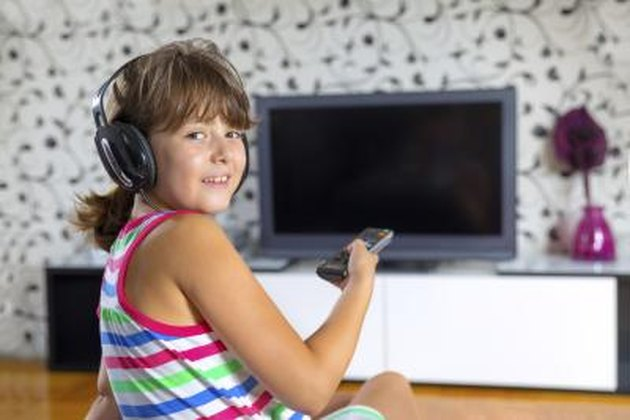 الآثار السلبية للتلفزيون على الأطفال