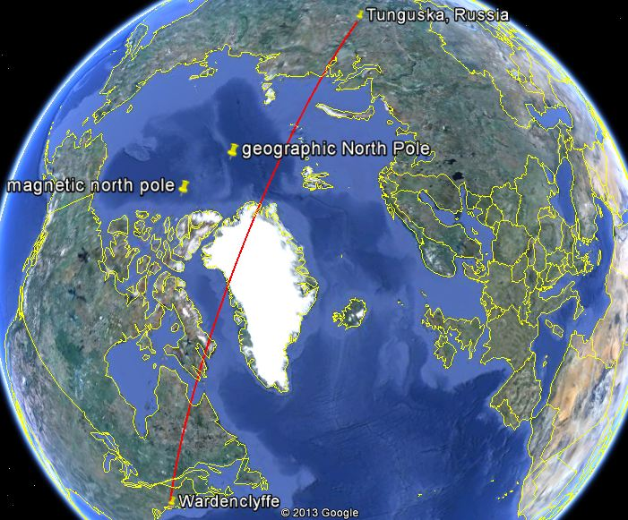 Image result for tunguska explosion