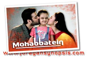 Mohabbatein episode 1326