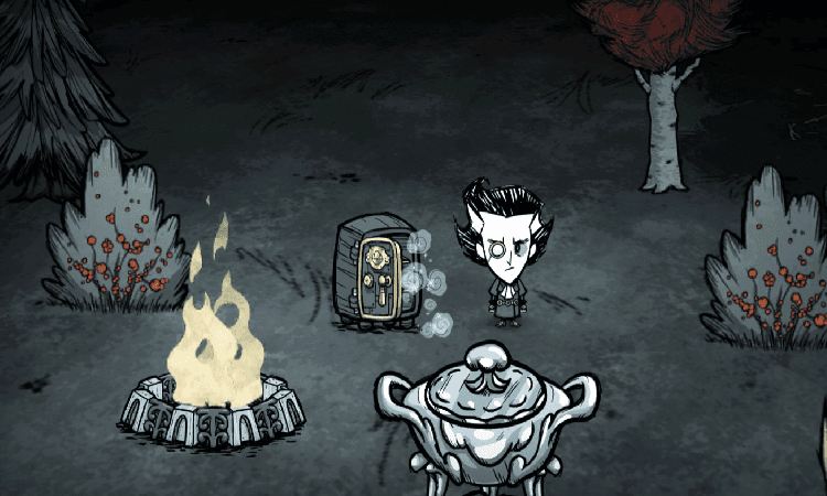 تحميل لعبة don't starve together مجانا