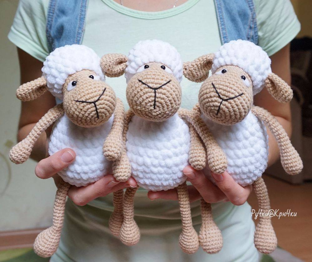 Free Amigurumi Patterns In English : Leithygurumi: Amigurumi Lovely Sheep Free English Pattern