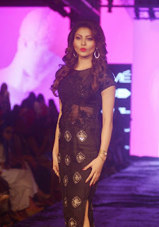 Urvashi Rautela at Lakme Fashion Week