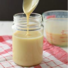 Receta para preparar leche condensada casera