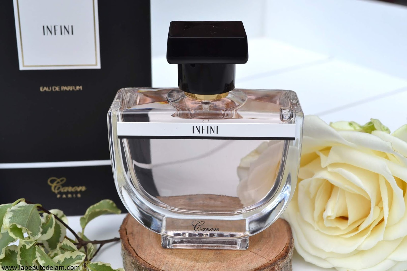 Infini De Caron Douceur Dun Parfum Printanier