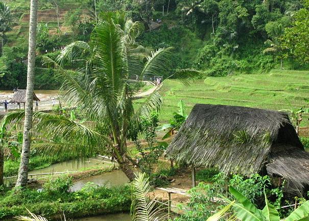 Kampung Naga Singaparna Jadi Andalan Pariwisata di Kab.Tasikmalaya Jawa Barat