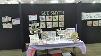 Scrapbook and Papercraft Expo 2017 by SUE SMYTH