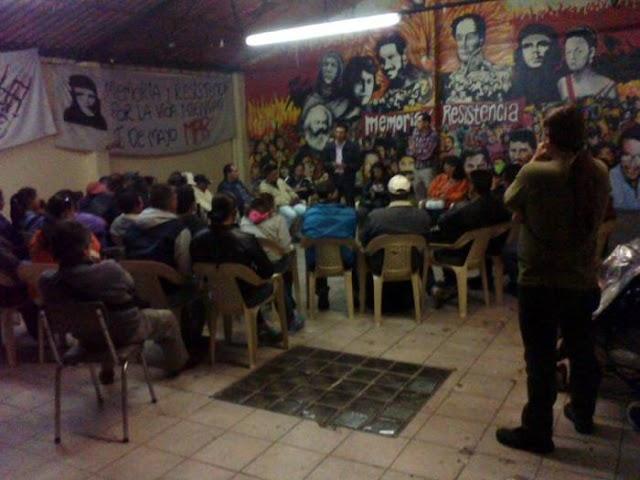 Denuncian amenazas contra dirigente sindical