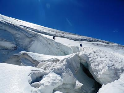 glaciar-de-Lys-Alpes-Monte-Rosa