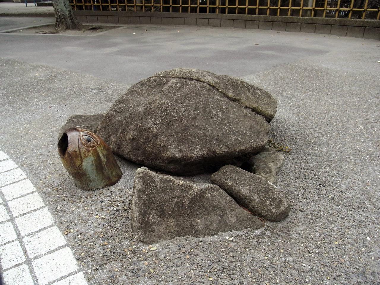 梅田亀田公園(東京都足立区)