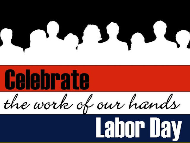 Happy Labor Day In Usa