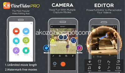Download Gratis VivaVideo Pro: Video Editor Apk Terbaru