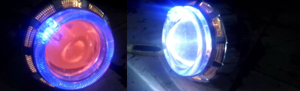 Led Projie U8 Double AE DE