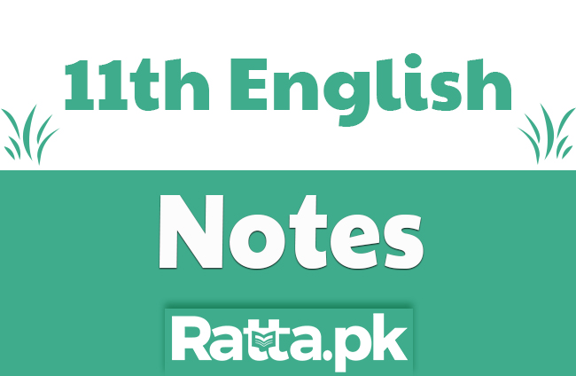 1st Year English Important Letters