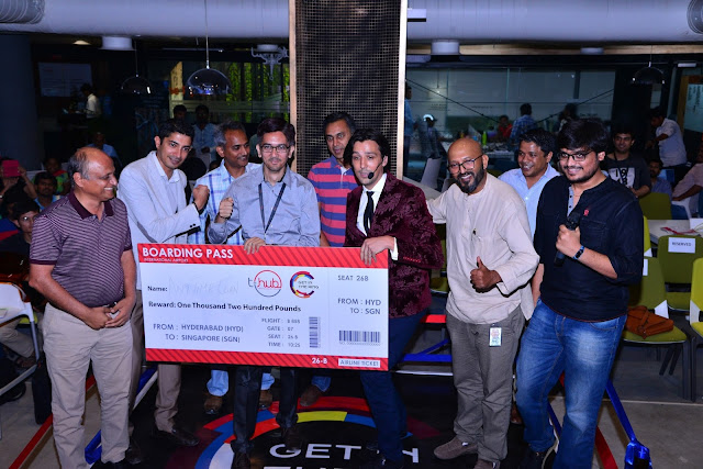 AnyTimeLoan Battles it out to win 'Get in the Ring Hyderabad'