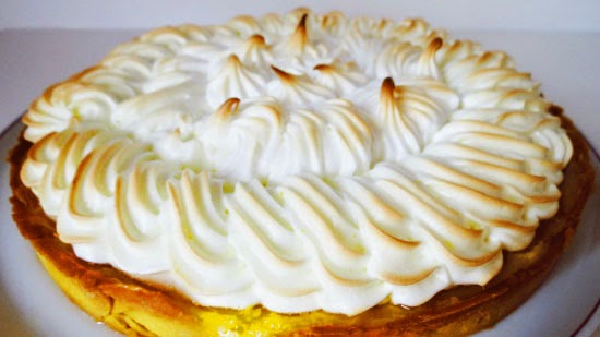 THE Tarte au citron de Cyril Lignac là maintenant La fourmi Elé