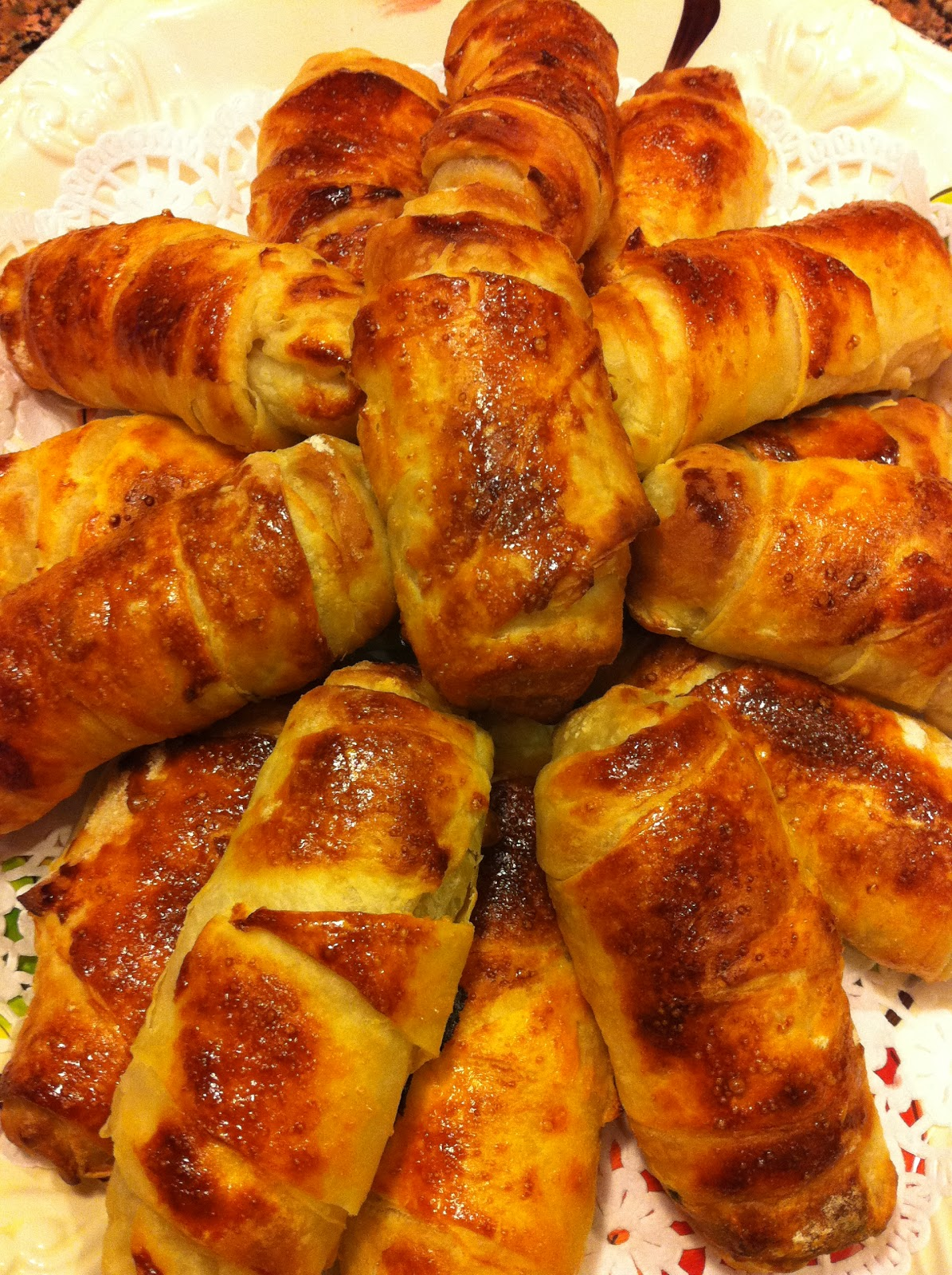 Sütlü Börek Tarifi
