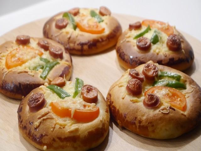 resep pizza mini teflon