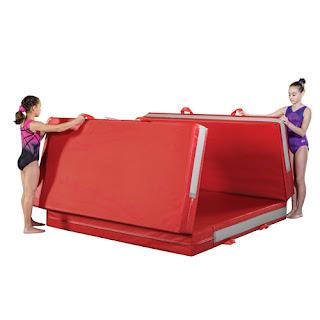 Greatmats gymnastics octagon mats