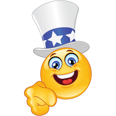 Uncle sam emoji