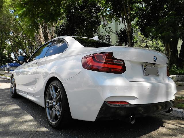 BMW M235i 2015: o foguete de quatro rodas - Brasil
