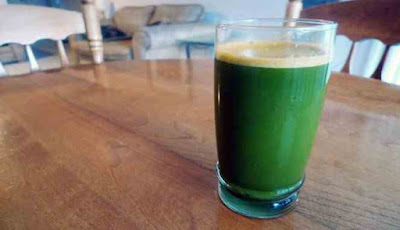 Minuman hijau obat diabetes