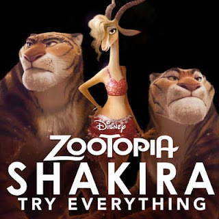 Shakira - Try Everything (OST. Zootopia)