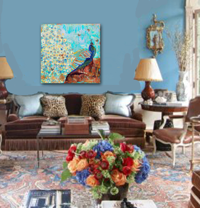 Art Blog For The Inspiration Place Decorating Ideas That