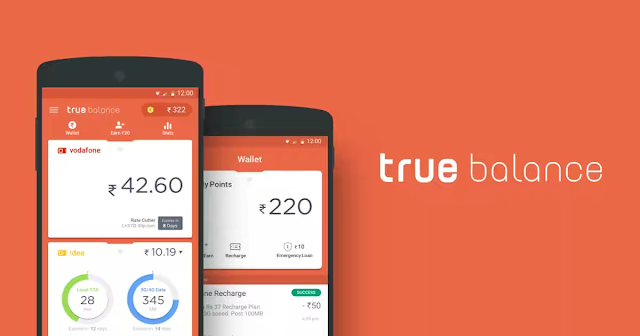 True balance app se free recharge kaise kare