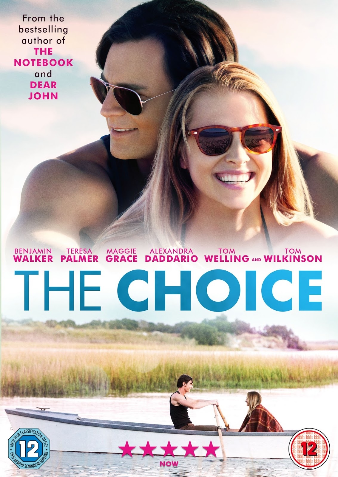 feeling fictional movie review the choice based on a novel by movie review the choice based on a novel by nicholas sparks uk giveaway for 3 copies of the dvd