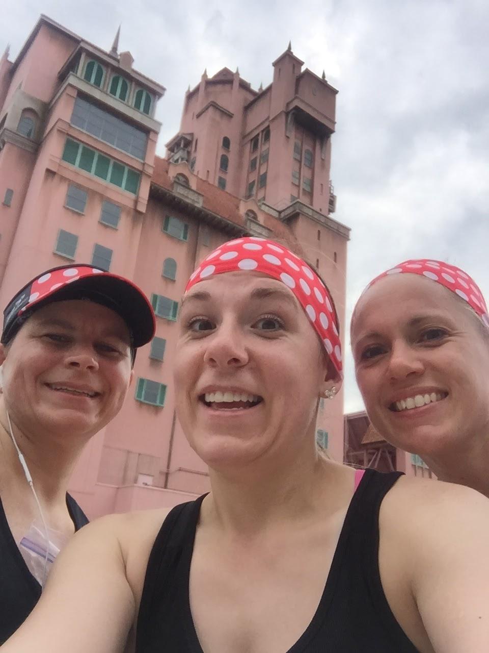 Dopey Challenge Mickey Marathon 2016 Backside of Hollywood Studios