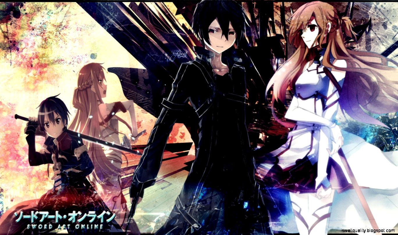 Sword Art Online Wallpapers Wallpapers Quality