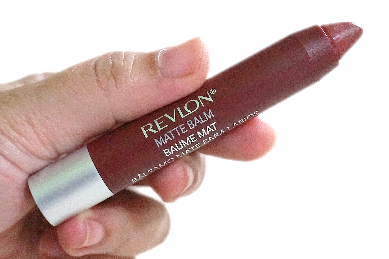 Revlon Colorburst Matte Balm In Fierce Review Photos Swatches Collorbust