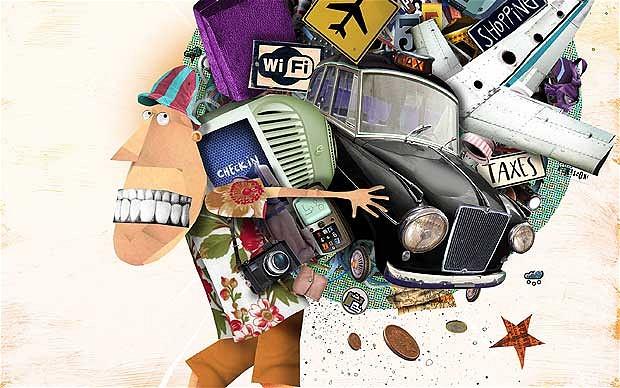 6 أشياء يجب أن تتوقف عن وضعها في حقيبتك عند السفر