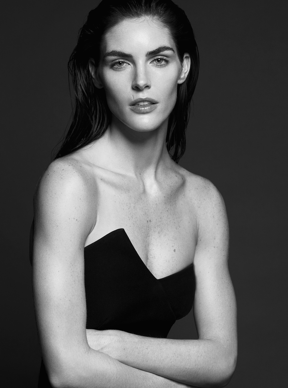 Models And Teen Models: Smile: Hilary Rhoda For Models.com ICONS By Santiago