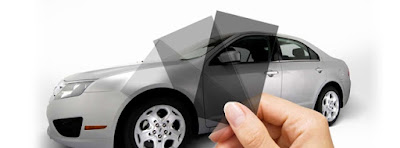 Automotive Tinting Film