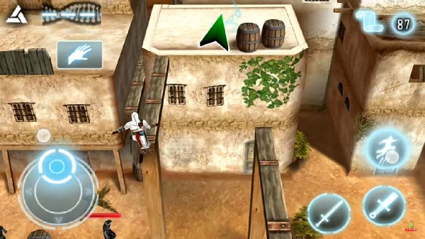 Download Assassin's Creed: Altair's Chronicles HD Apk Data Tested Works