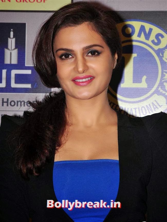 Monica Bedi, Celebs at Lions Gold Awards 2014