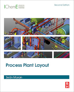 Process Plant Layout : Sean Moran : Cover
