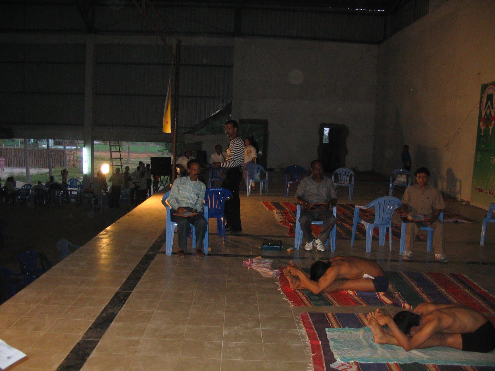 Yoga Association Of Gujarat 29th National Yoga Championship 2011
