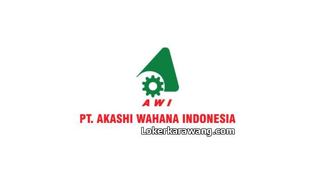 Lowongan Kerja PT. Akashi Wahana Indonesia ( PT. AWI ) Karawang