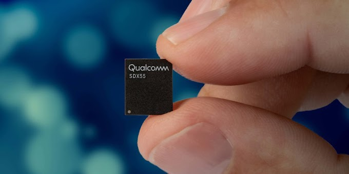 Qualcomm Snapdragon X55 announced - Company's second generation 5G modem