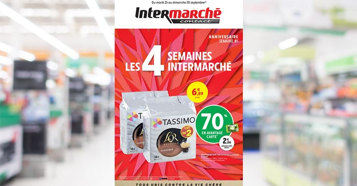 Catalogue Intermarché Contact Du 24 au 30 septembre 2018