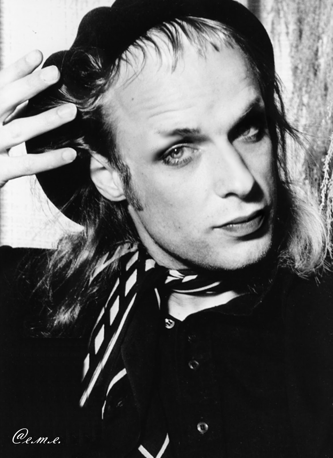 Eno S Tarots: THE MOST SEXIEST MENS: BEAUTYS BRIAN ENO´S FACES