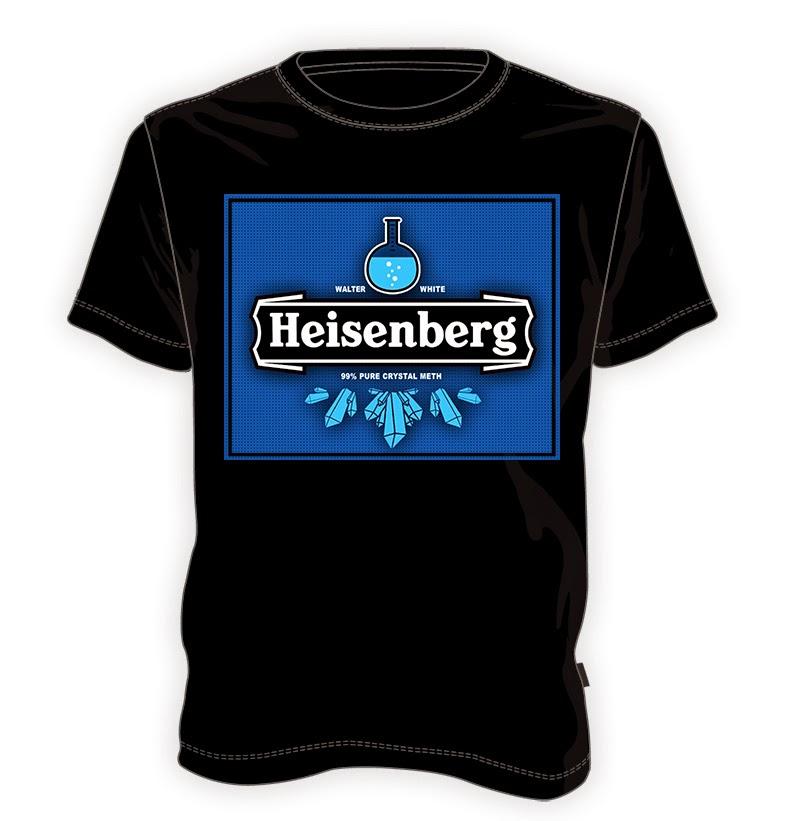Koszulka Heisenberg Heineken