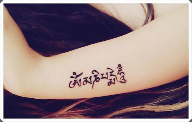 texte de tatuat modele de tatuaje cu texte mantre tibetane