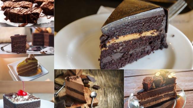 تحميل 7 صور لكيك بطعم الشوكولاته بجودة عالية
